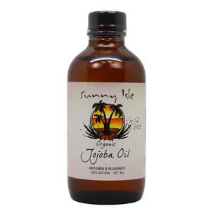 Sunny Isle Organic Jojoba Oil