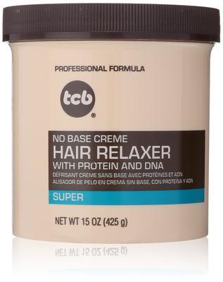 Tcb No Base Crème Hair Relaxer