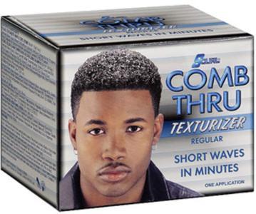 Luster's  Scurl Comb Thru Texturizer Kit