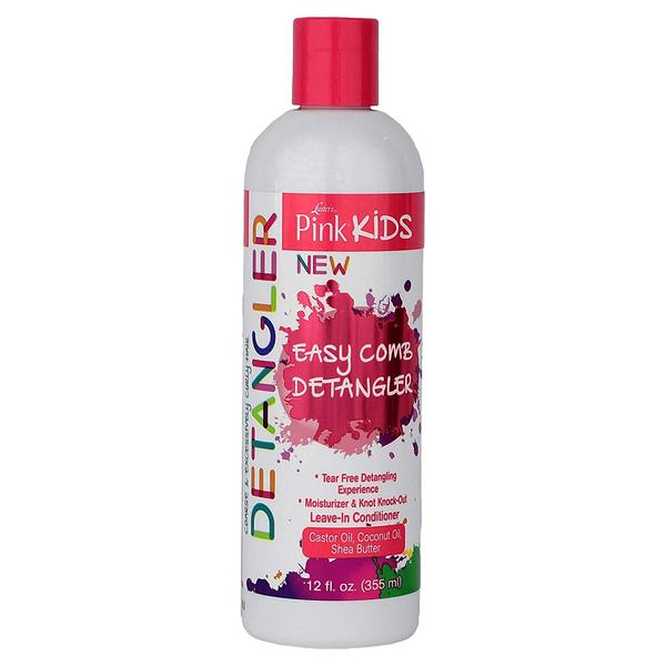 Luster's  Pink Kids Easy Comb Detangler