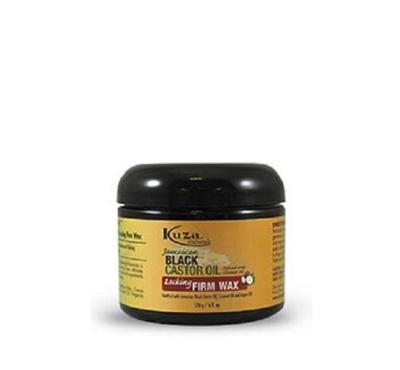 Kuza Jamaican Black Castor Oil Locking Firm Wax