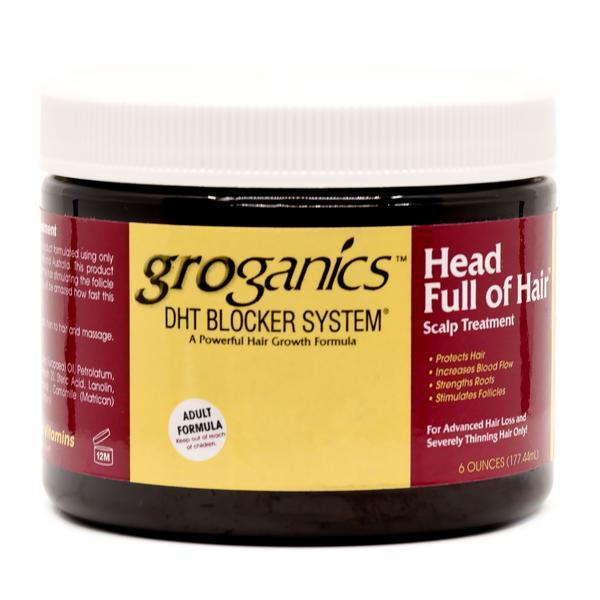 Groganics Head Full Of Hair