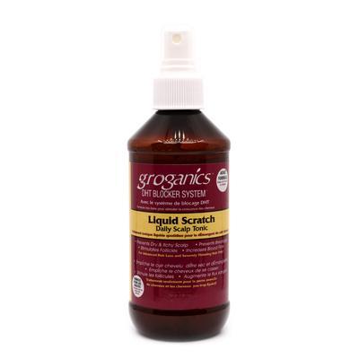 Groganics Liquid Scratch Daily Scalp Spray