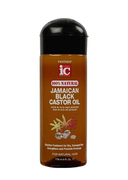 Ic Fantasia Jamaican Black Castor Oil Serum