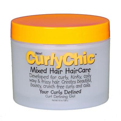 Curly Chic Your Curls Defined Gel