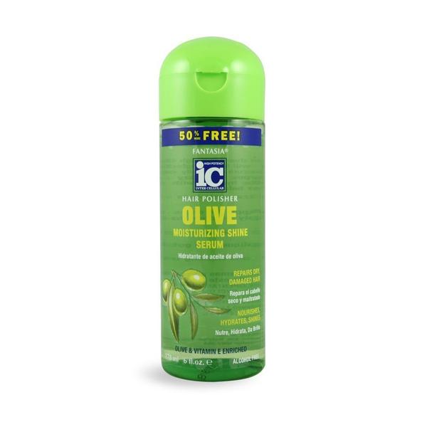 Ic Fantasia Olive Moisturizing Shine Serum