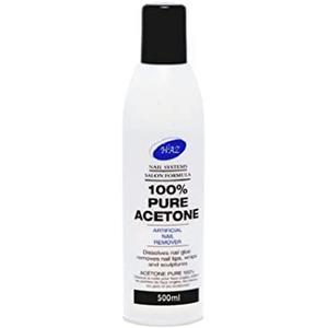 Haz Pure Acetone Artificial Nail Remover