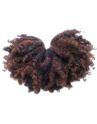 Sensationnel Soft N' Silky Afro Twist Puff Weave