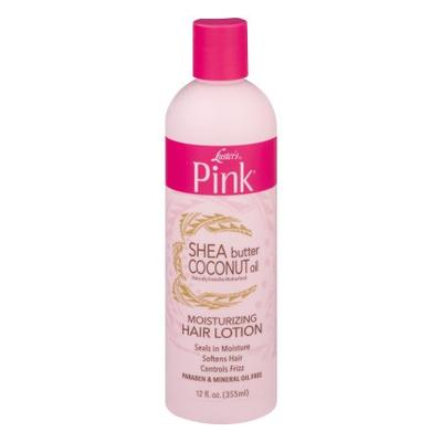 Luster's  Pink Shea Butter Coconut Oil Moisturizing Hair Lotion