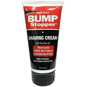 High Time Bump Stopper Moisture Enriched Shaving Cream
