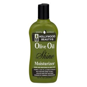 Hollywood Beauty Olive Oil Shine Moisturizer