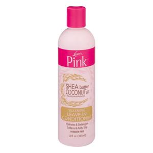 Luster's  Pink Shea Butter Coconut Oil Silkening Leave-in Conditioner