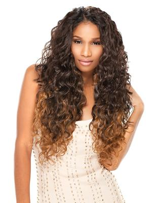 Kanubia Easy 5 Synthetic Weave Bundle - Natural Curly