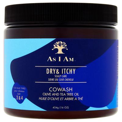 As I Am Olive And Tea Tree Oil Co-wash