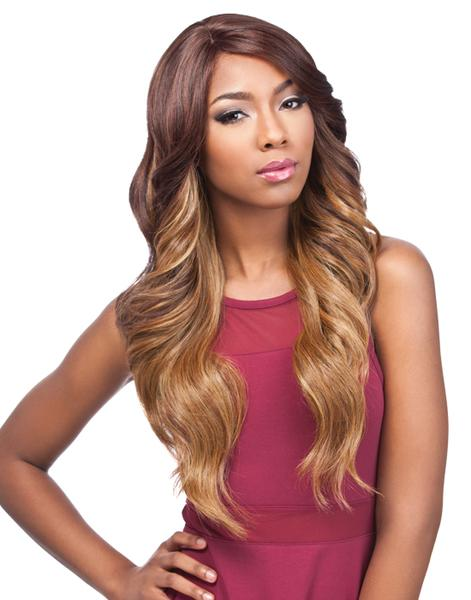 Instant Fashion Synthetic Lace Part Wig Couture - Inna