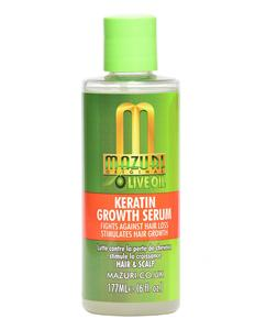 Mazuri Olive Oil Keratin Growth Serum