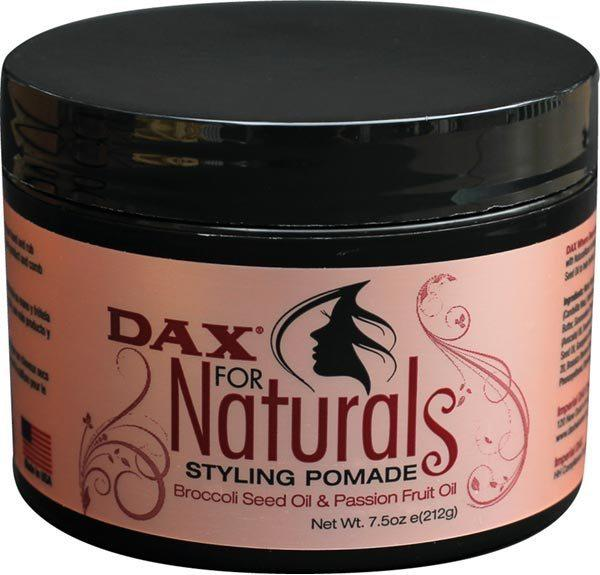 Dax For Natural Styling Pomade 7.5oz