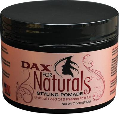 Dax For Natural Styling Pomade