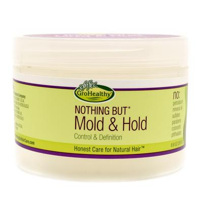 Sof N' Free Gro Healthy Nothing But Mold & Hold Wax