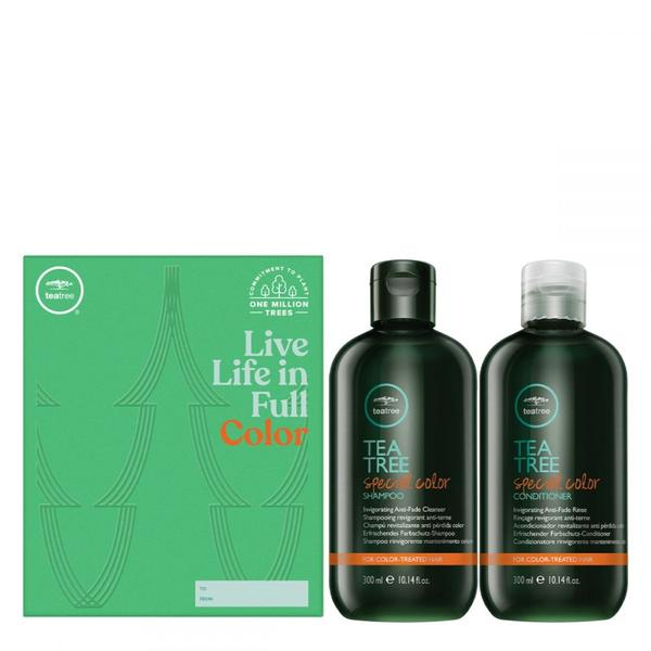 Paul Mitchell Tea Tree Special Color-preserving Holiday Gift Set