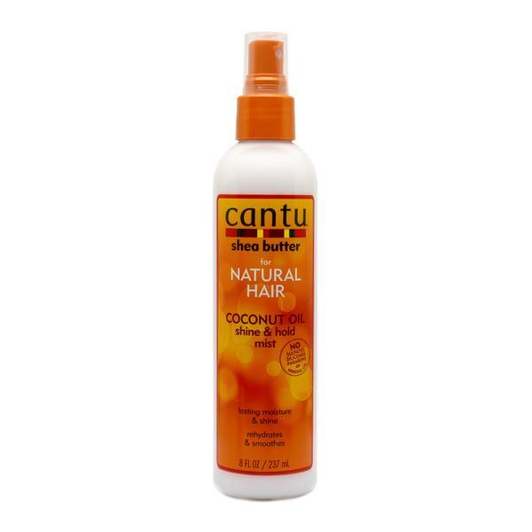 Cantu Coconut Oil Shine & Hold Mist