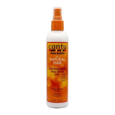 Cantu Shea Butter Coconut Oil Shine & Hold Mist For Natural Hair
