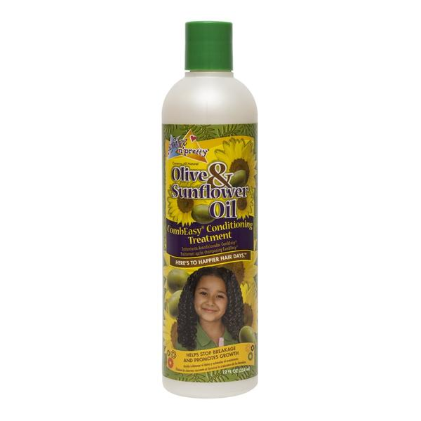 Sof N' Free N' Pretty Olive & Sunflower Oil Combeasy Conditioner