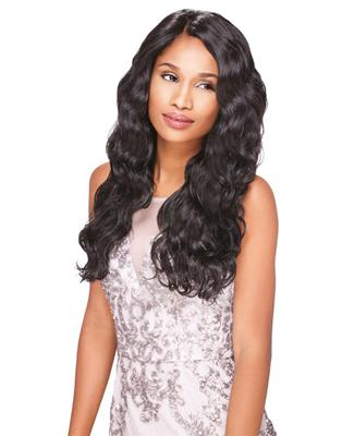 Sensationnel Empress Custom Synthetic Lace Wig - Body Wave