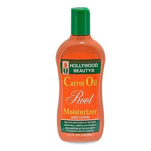 Hollywood Beauty Carrot Root Moisturizer Hair Lotion
