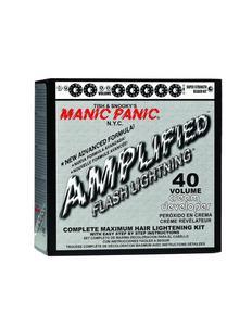 Manic Panic Flash Lightning Hair Bleaching Kit - 40vol