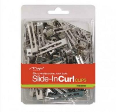 Magic Collection Side In Curl Clips - 3119