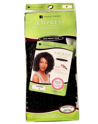 Sensationnel Empress Synthetic Lace Front Edge Wig - Shantel