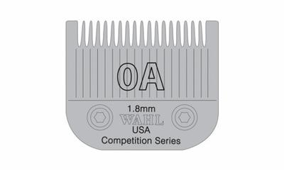 Wahl 2356-100 No.0a; Cutting Length 1.8mm
