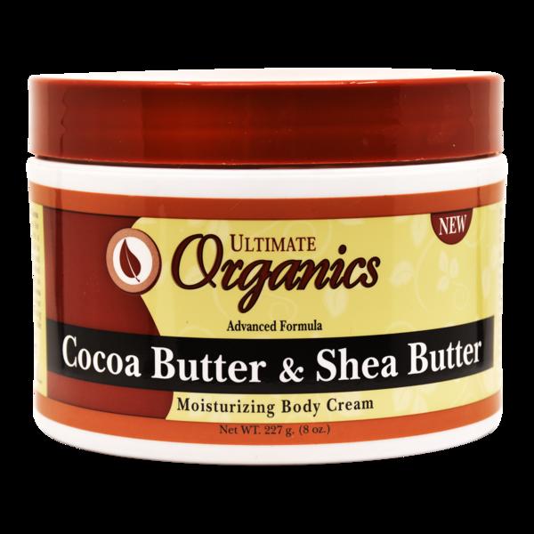 Ultimate Originals Cocoa Butter & Shea Butter Moisturizing Body Cream