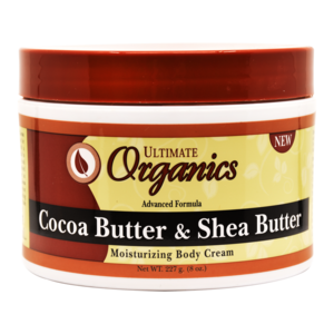Ultimate Originals Cocoa Butter & Shea Butter Moisturizing Body Cream