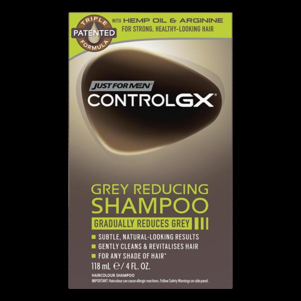 Just For Men Control Gx Grey Reducing Shampoo