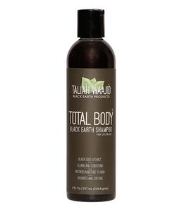 Taliah Waajid Total Body Natural Black Earth Shampoo