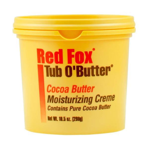 Red Fox Tub O' Cocoa Butter