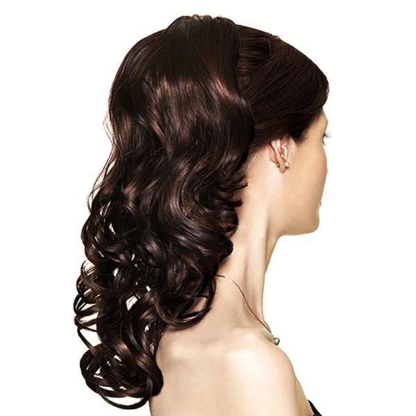 Sleek Hair Couture Lily Ponytails