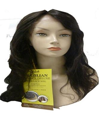 Rush Brazillian Full Lace Wigs Natural Wavy