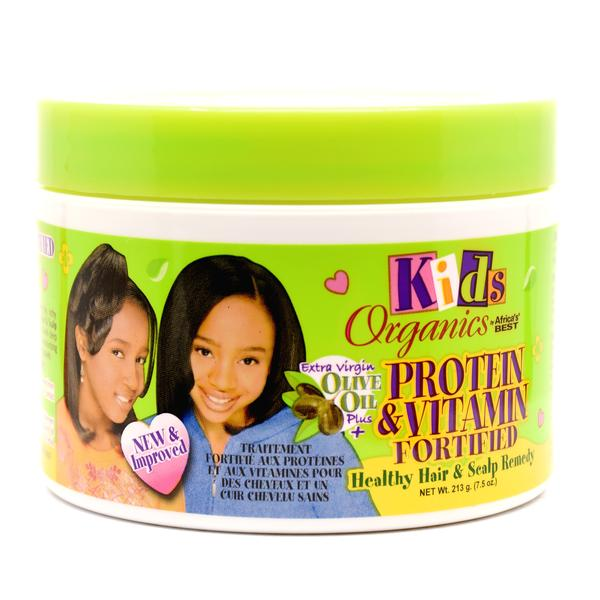 Kids Original Africa's Best Protein & Vitamin Fortified Hair And Scalp Remedy