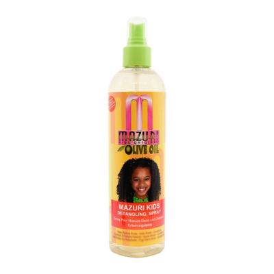 Mazuri Olive Oil Kids Detangling Spray