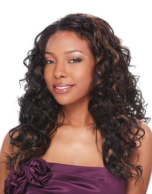 Sensationnel Instant Synthetic Hair Half Wig - Sydney