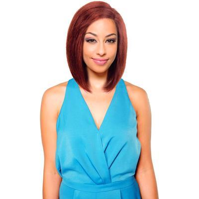 Sleek Spotlight Human Hair Lace Wig Adora
