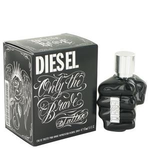 Diesel Only The Brave Tattoo Eau De Toilette Spray