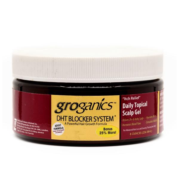 Groganics Daily Topical Scalp Gel