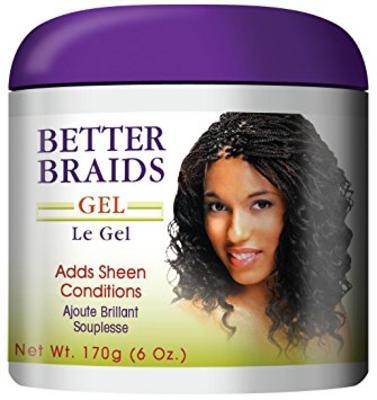 Better Braid, Braid Gel