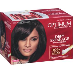 Optimum Defy Breakage No Lye Relaxer