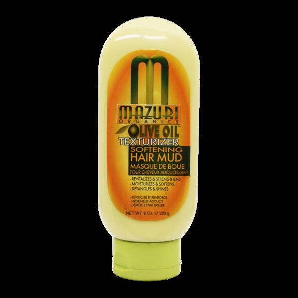 Mazuri Olive Oil Texturizer Softening Hair Mud