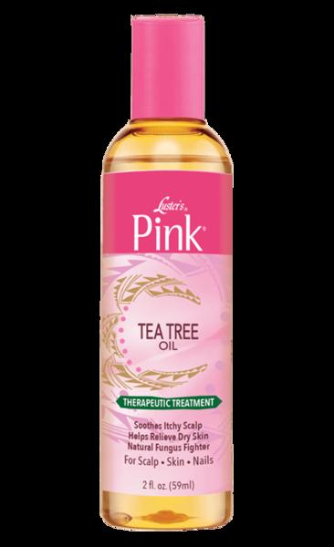 Luster's  Pink Tea Tree Oil
